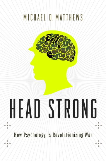 Cover graphic for Head Strong