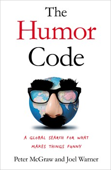 Cover image of The Humor Code