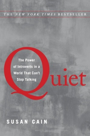Cover image of Quiet, by Susan Cain