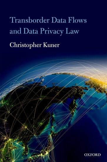Cover image for Transborder Data Flows and Data Privacy Law